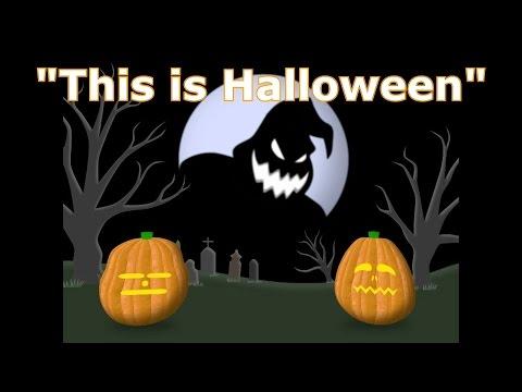 A écouter en préparant Soupe d'oeil, cimetière chocolaté et doigts de zombies d'halloween