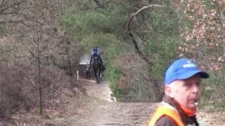 17-3-2019 Leonie van Schaik Eerste prijs M-Paarden