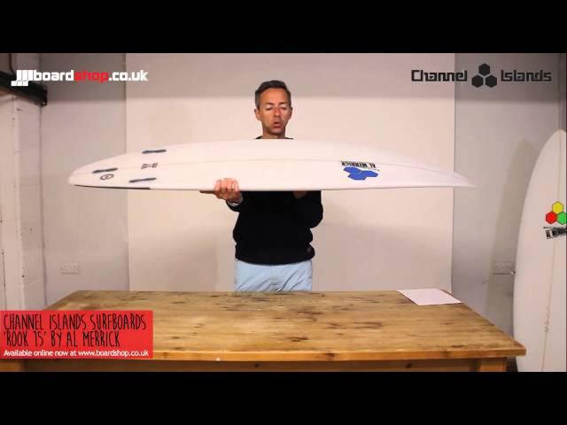 Channel Islands/Al Merrick Rook 15 Surfboard Review