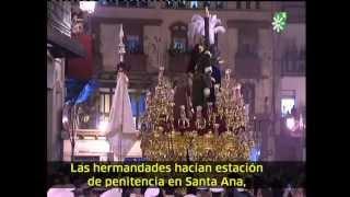 """""""Stmo Cristo De Las Tres Caidas De Triana"""" En Campana 2013"""