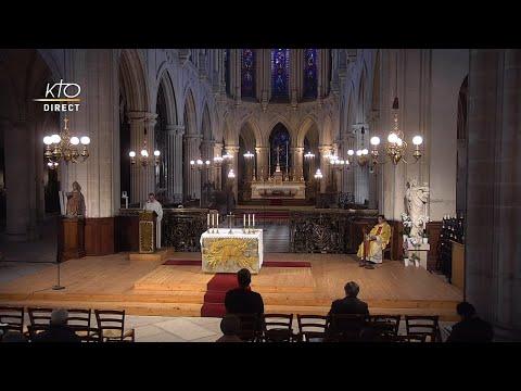 Messe à Saint-Germain-L'Auxerrois du 29 septembre 2021