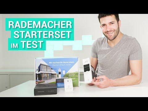 Rademacher HomePilot mit Gurtwickler RolloTron DuoFern im Test (Starterset Abendstimmung)