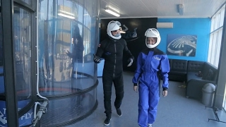 Воздушное приключение! Аэротруба в Иркутске! Time to Fly