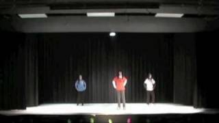 Ghosts N Stuff Choreography HipHop Group Dance