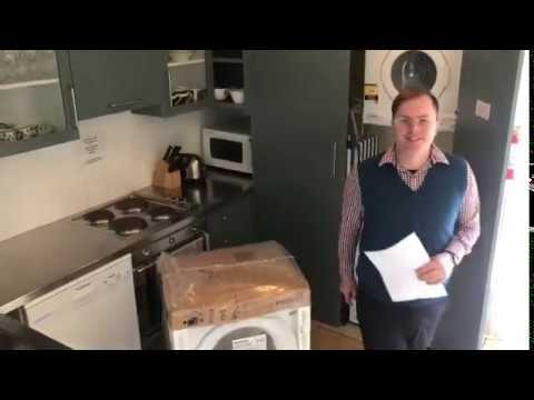 brand-new-simpson-dryer-from-harvey-norman-for-the-bruce-waterfront-apartments-in-akaroa-nz