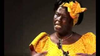Speech Wangari Maathai, Global Forum On Freedom Of Expression,Part II
