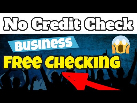 Grounding Breaking! Top 5 Credit Unions Business Checking Accounts For Bad Credit No Credit Check!