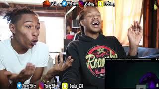 Trippie Redd Ft. FOREVER ANTi POP & Chris King   Rack CityLove Scars 2 (Reaction Video)