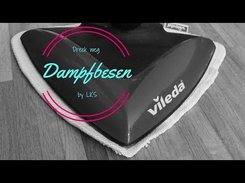 Vileda Steam | Dampfbesen | Test