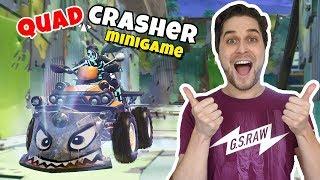 QuadCrasher Tilted Towers Minigame!🔥 - Fortnite Playground Mini-Game