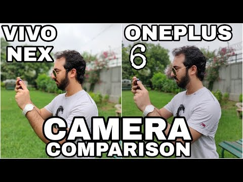 Vivo NEX vs Oneplus 6 Camera Comparison | Vivo NEX Camera Review|Oneplus 6 Camera Review