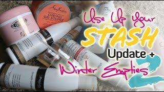 UseUpYourProductStashUpdate+WinterEmpties...Again•Glamazini