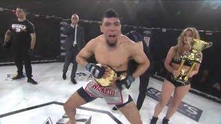 Johnny Walker MMA Highlights HD