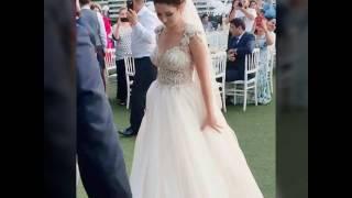 """جديد...زواج """"سونجول"""" بطلة الازهار الحزينة و حفلة الحنة بالتقاليد التركية بحضور ابطال المسلسل."""
