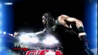 Roman Reigns & Dean Ambrose Titantron 2015