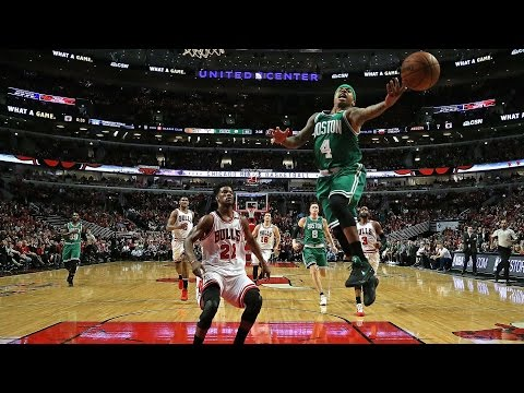 Jimmy Butler and Isaiah Thomas Duel in Chicago | April 23, 2017