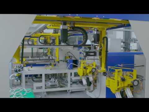 t motion Automatisierungssysteme für Aluminiumrohre