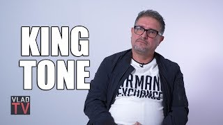 King Tone on King Blood Crowning Him as Next Leader of NY Latin Kings (Part 9)