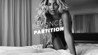 Beyoncé - Yoncé/Partition (Official Lyric Video)
