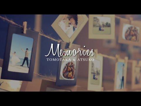 ハイクオリティなプロフィールムービーを制作します 【Memories】写真を使用したプロフィールムービー イメージ1