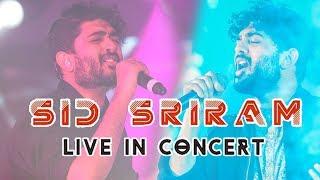 Sid Sriram Live in Toronto