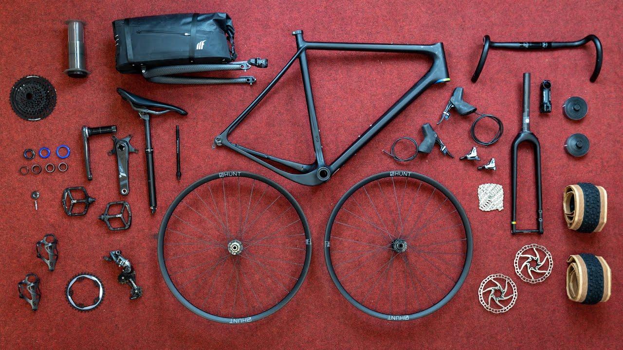 Assemblare una bici gravel da zero