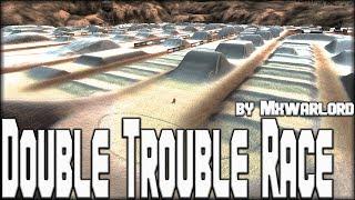 MX Vs ATV Reflex   Double Trouble Race