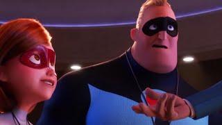 Los Increíbles 2, el mejor estreno de animación de la historia en EE.UU.