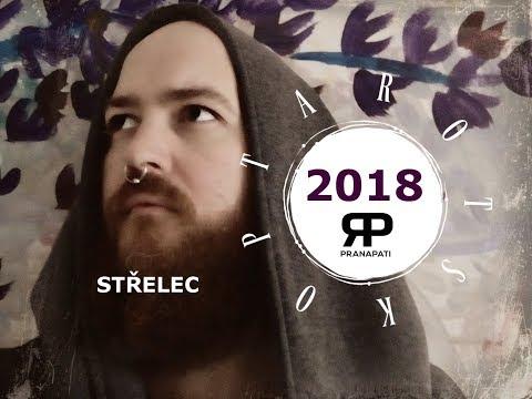 Siderický Tarotskop 2018 - Střelec - výklad tarotových karet