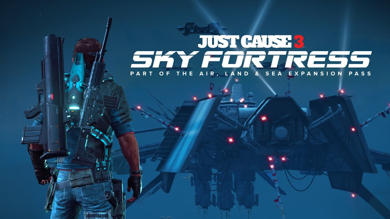 Video Just Cause™ 3 DLC: Sky Fortress Pack [DLC]