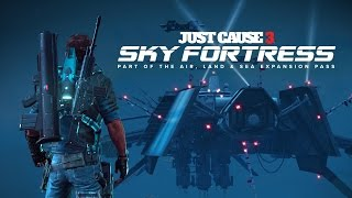Trailer gameplay -  DLC Sky Fortress