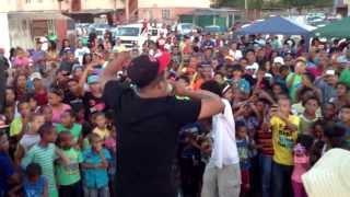 CREAM performs STAMINA at park jam in Paarl 2014