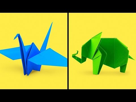fazer 18 origamis