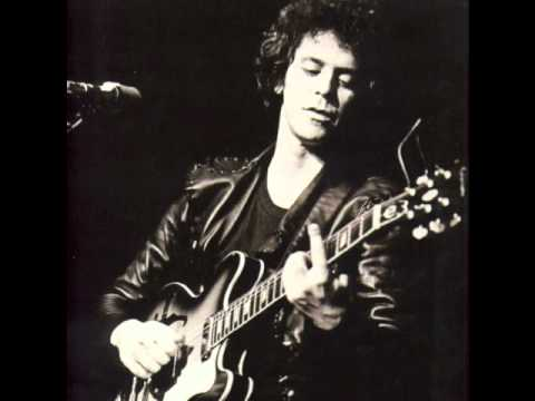 Lou Reed - Satellite of Love BEST LIVE (NYC '72)