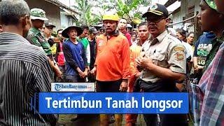 Kadus Sukoreno Wonosobo Meninggal Tertimbun Tanah Longsor