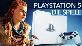 20 kommende Spiele für die PlayStation 5 - PS5 Games