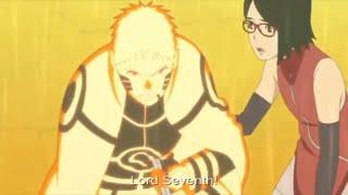 Naruto & Sasuke Vs Shin/Naruto Gets Stabbed