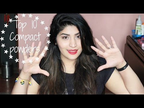 Top 10 Compact Powders Available In India | Drugstore And Highly Affordable