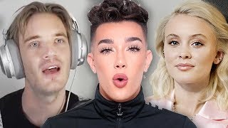 Zara Larsson Apologizes To James Charles After Being Called Out In New Video