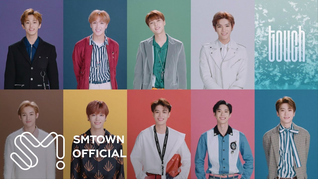 NCT 127 — Touch