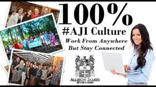 Gambar cover Allison James Estates and Homes 100% commission  Overview Video