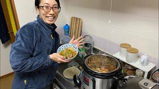 Japanese Instapot Recipe | Nikujaga (Meat & Potatoes)