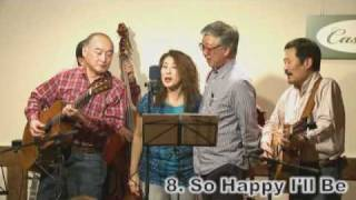 so happy I'll be --Rhonda Vincent covered by The Natural Gold