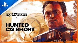 "Star Wars: Squadrons – ""Hunted"" CG Short | PS4"