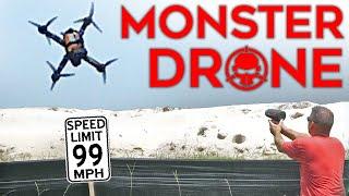 12S MONSTER Drone! – 50V of power!