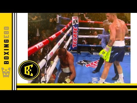 """EGO LIVE REPORT: KOVALEV SAYS """"IMPOSSIBLE TO WIN"""" VS CANELO TOOK IT FOR MONEY LOL NEW MEDIA"""