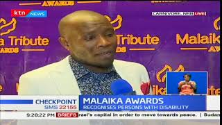 Annual Malaika Awards ceremony recognises persons with disability