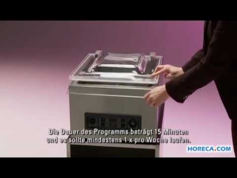 Video Henkelman Vakuummaschine Jumbo 30 - Duits