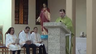 Evangelho e Homilia - Missa do 26º Domingo do Tempo Comum (30.09.2018)