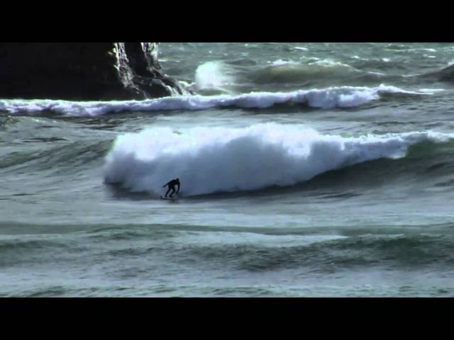 Surfing in the Great Lakes - Red Bull New Wave